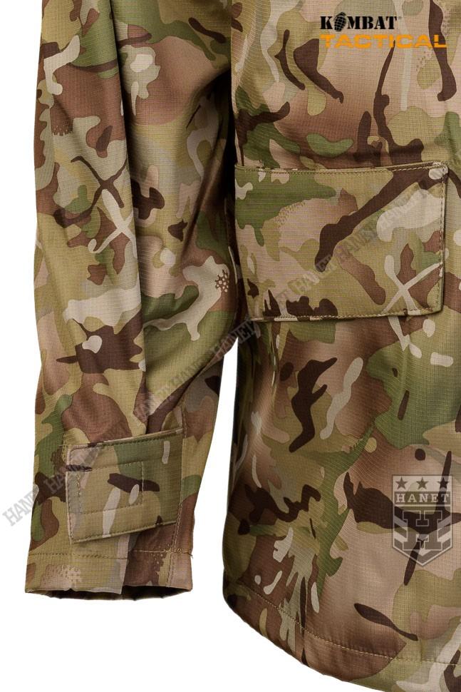 kurtka przeciwdeszczowa kom-tex mod style btp