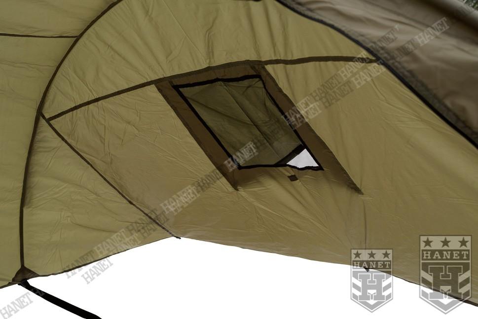 Namiot Turystyczny 3 osobowy z Przedsionkiem Olive Hanet