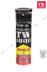 Gaz Pieprzowy PEPPER JET 63 ml