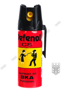 Gaz DEFENOL CS 50 ml