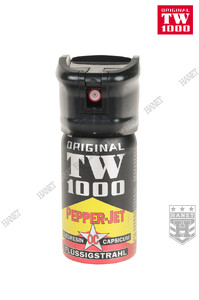 Gaz Pieprzowy PEPPER JET 40 ml