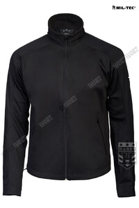 Kurtka Softshell LIGHT WEIGHT z Membraną - Czarna