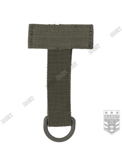 Uchwyt Adapter MOLLE D-RING - Olive
