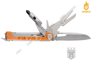 Scyzoryk MULTITOOL ARM BAR DRIVE - Orange