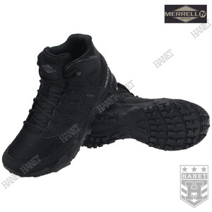 Buty Trailowe AGILITY PEAK MID Tactical - Czarne
