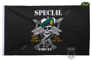 Flaga Special Forces 90 x 150