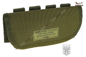 Ładownica Modularna MOLLE 25 mm J04 - Olive