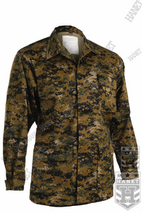 Wojskowa Bluza Do Munduru BDU US ARMY - Woodland Digital