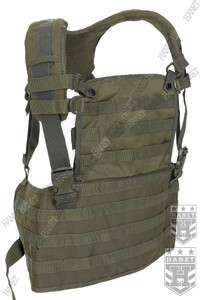 Kamizelka CHEST RIGG EXPANDABLE - Olive