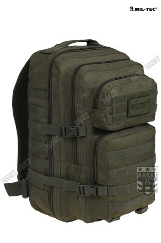 532c36c809f92 Wojskowy Plecak ASSAULT Duży 36 L - Olive - Hanet